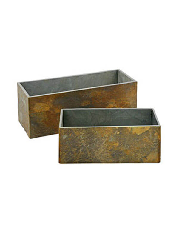 Slate Trough - Cut-out